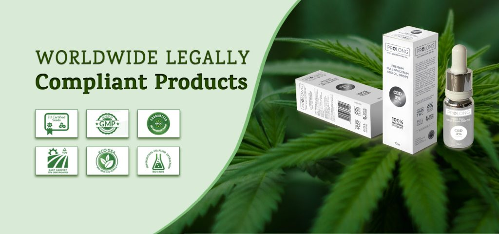 Worldwide Legally Compliant Products