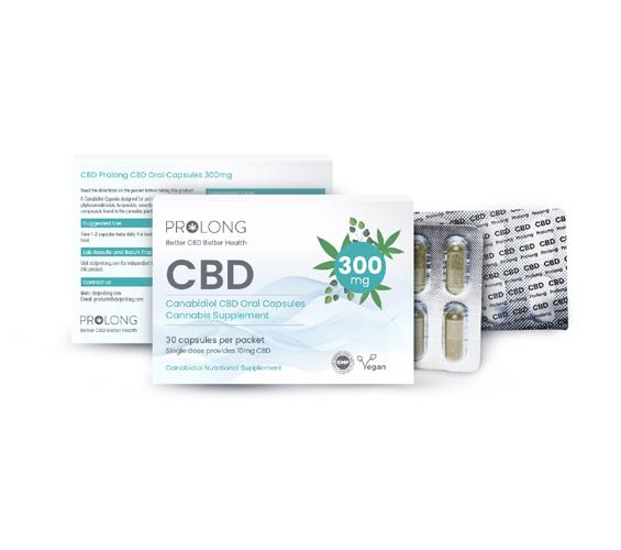 CBD capsule