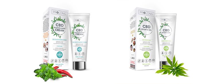 Brief About CBD Muscle Run & CBD Glucosamine Joint Relief Cream