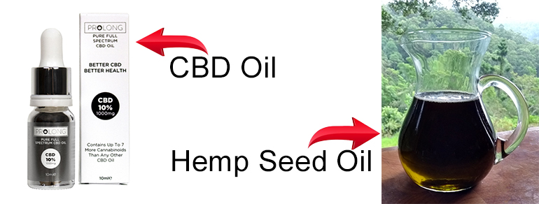 Enchanting Difference Between Cbd & Hemp Seed Oil