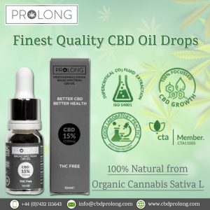 Finest Quality CBD Oil Drops