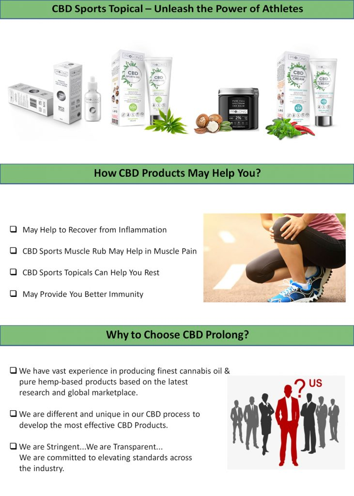 How CBD Products May Help You